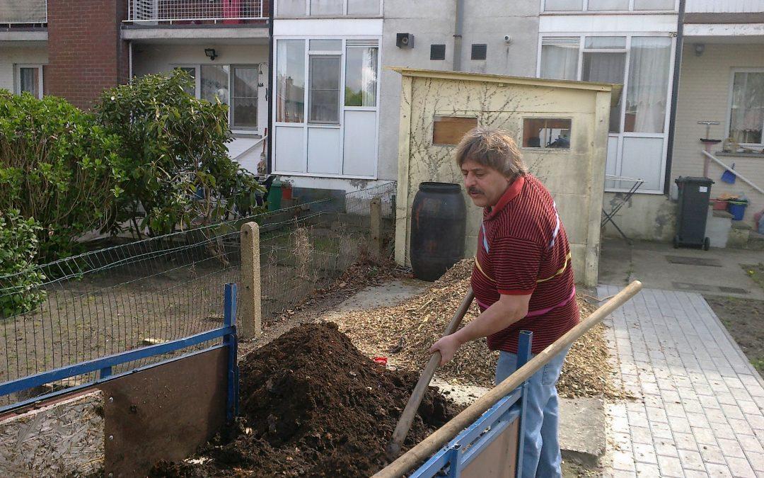 De leentuinen in Willebroek: ecologisch en solidair tuinieren